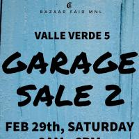 Garage Sale 2 by Bazaar Fair Mnl