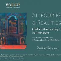 Allegories and Realities Ofelia Gelvezon-Tequi: In Retrospect