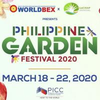 WORLDBEX 2020 Launches First-Ever Philippine Garden Festival