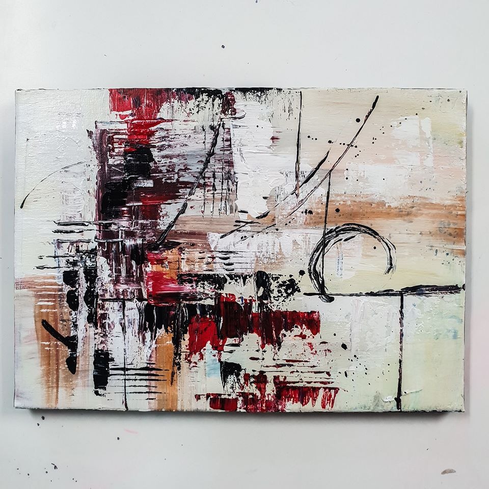 Abstract Painting Workshop