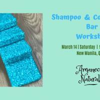 Shampoo & Conditioner Bar Workshop