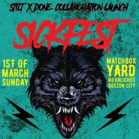 SICKFEST AT MATCHBOX YARD