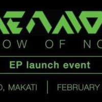 ALIENMONK: A VOW OF NOISE EP LAUNCH AT SAGUIJO CAFE + BAR EVENTS