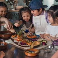 Kids Can Cook Workshop (Ages: 4-12 y/o)