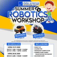 Summer Robotics Workshop 2020