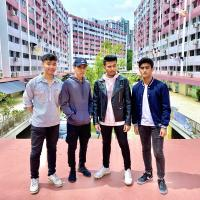 "Upcoming Singapore Electro-Pop/R&B Band ""IN THE NOW"" Drops Debut Single 'Fool' with Umami Records"