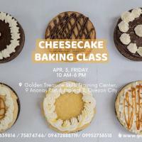 Cheesecake Baking Class- Weekday