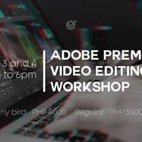 Adobe Premiere Video Editing Workshop
