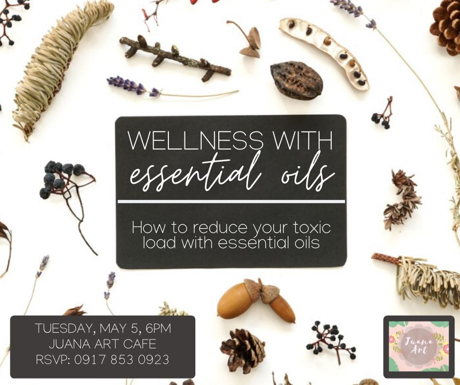How to Reduce Your Toxic Load with Essential Oils
