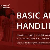 BASIC ART Handling