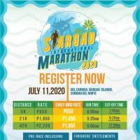 Siargao International Marathon 2020 5/21/42KM