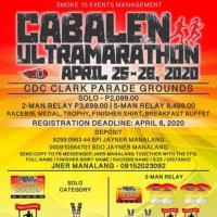 Cabalen Ultramarathon 2020 50KM