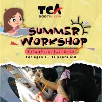 Summer Workshop: Animation for Kids