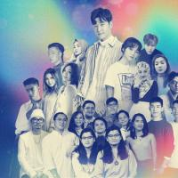 "Ben&Ben joins Eric Chou and other Sony Music Asia artists on ""Forever Beautiful"""