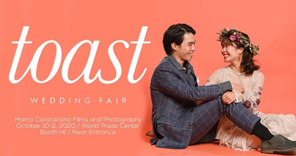 Toast Wedding Fair