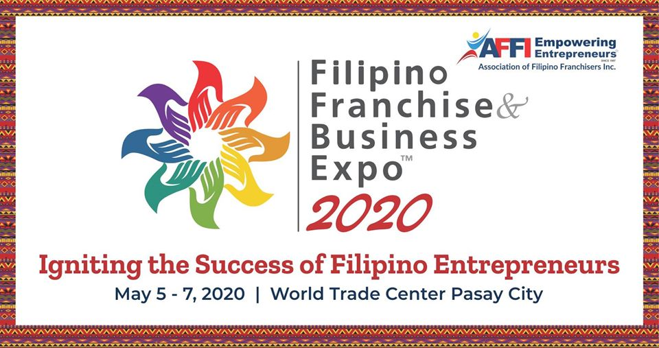 Filipino Franchise & Business Expo 2020