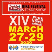 14th InsideRacing Bike Festival and Trade Show