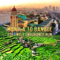 MANILA TO BANAUE 216-MILE ENDURANCE RUN