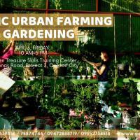 Organic Urban Farming and Gardening Seminar Set