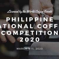 Calling All Lovers of Coffee to Come Join the Philippine National Coffee Competition