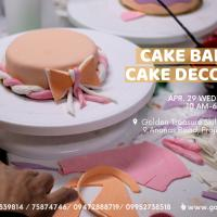 Cake Baking and Cake Decorating Seminar - Weekday