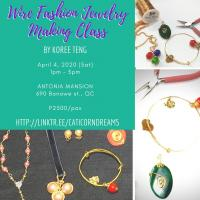 Wire Jewelry Making Workshop