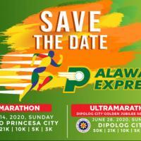 Palawan Express Marathon 2020 3/5/10/21/42K