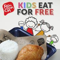 BONCHON KIDS EAT FOR FREE