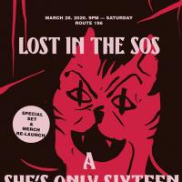 LOST IN THE SOS: A SHE'S ONLY SIXTEEN SHOW AT ROUTE 196