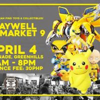 Playwell Toy market 9