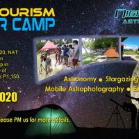 Astro-Tourism Summer Camp 2020