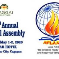 Aflame: 39th General Assembly by Philippine Haggai Alumni Association