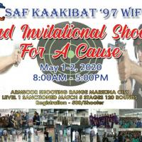 SAF Kaakibat '97 Wifeys 2nd Invitational Shoot For A Cause