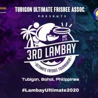 3rd Lambay Ultimate Frisbee Tournament