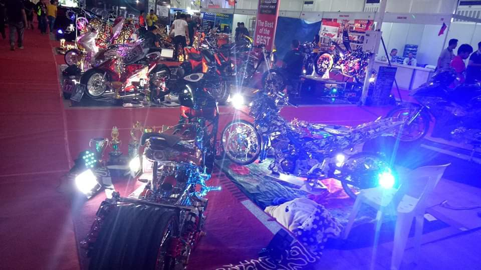 14th Inside RACING Bike Festival And Trade Show