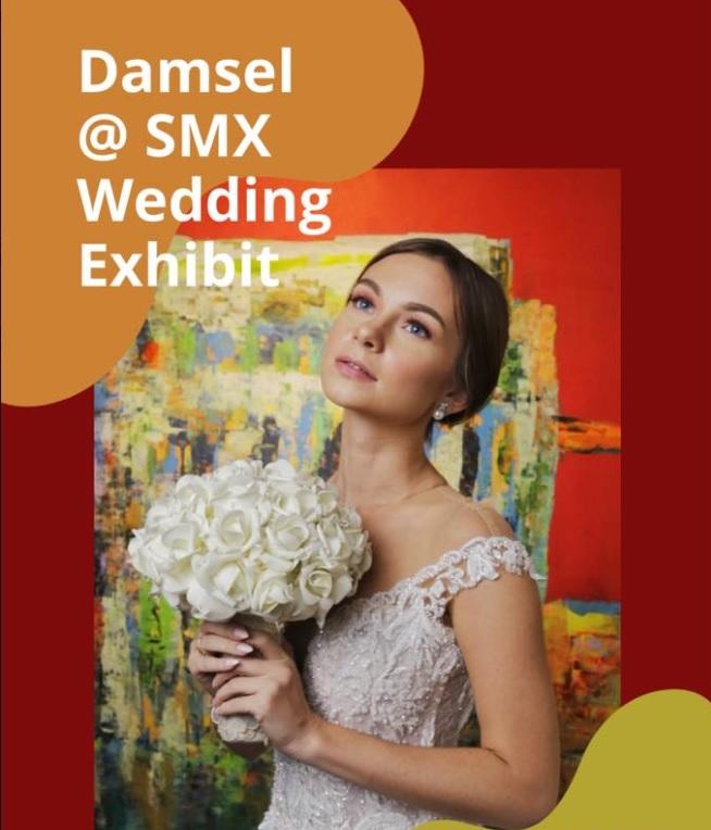 Damsel Wedding Exhibit