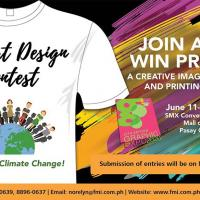 The 25th Graphic Expo T-Shirt Design Contest 2020