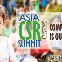 ASIA CSR Summit 2020