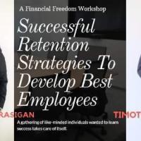 Successful Retention Strategies To Develop Best Employees