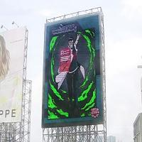 Metro Manila Billboards Transform into Messages of Strength for Superhero Frontliners