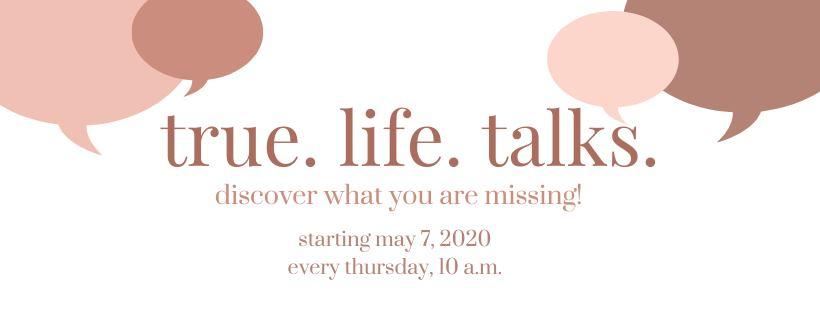 WOW True Life Talks