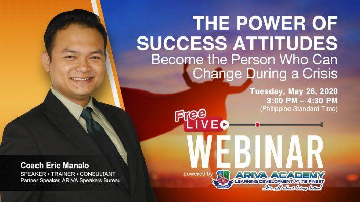 The Power of Success Attitudes