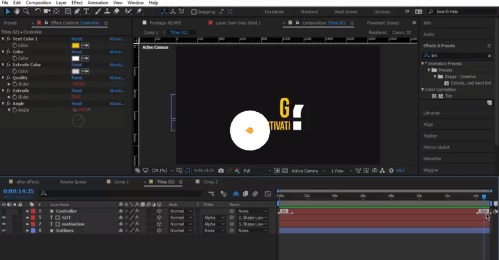 Adobe After Effects CC 2019 - Video Editing Training