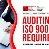 Auditing ISO 9001:2015 Requirements
