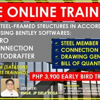 Steel Structure Design Webinar (16 Hrs Live Online Training)