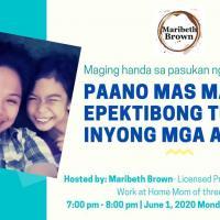 Paano Maging mas Epektibong Tutor ng Inyong mga Anak