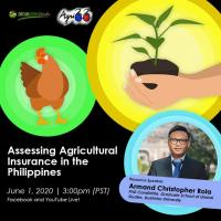 Agri 20-20: Assessing Agricultural Insurance in the Philippines