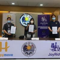 JoyRide And Happy Move collaborate with PLDT Enterprise to expand business operations