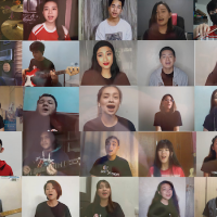 "UE Jam Sessions pay tribute to the frontliners with original song ""LalabanTayo"""