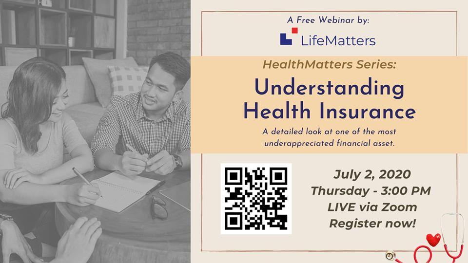 Understanding Health Insurance - HealthMatters Series E1